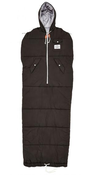 POLER The Napsack - Sacos de dormir - XL negro